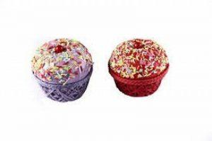 """'disok–Lot 20boîtes en forme de gâteau """"Cupcake–Boîtes pour embouts de mariage de la marque DISOK image 0 produit"""
