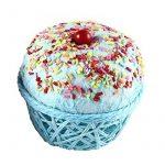 """'disok–Lot 20boîtes en forme de gâteau """"Cupcake–Boîtes pour embouts de mariage de la marque DISOK image 4 produit"""