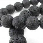 AnaZoz Homme Bracelet en Acier Inoxydable pierre gemme de roche perle le noir de la marque AnazoZ image 1 produit