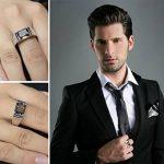 Bague de fiançailles homme : choisir les meilleurs produits TOP 4 image 3 produit