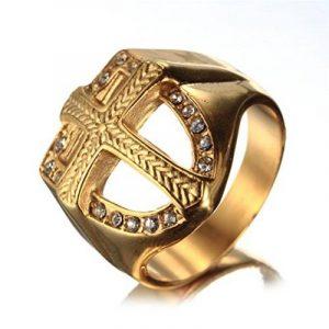 Bague diamant homme : le top 14 TOP 3 image 0 produit