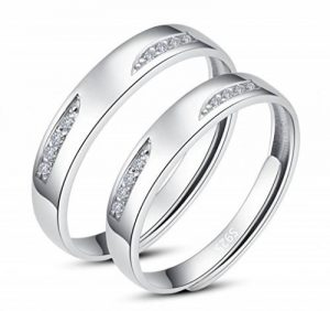Bague fiançailles homme - notre top 10 TOP 9 image 0 produit