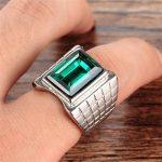 Bague homme argent diamant, faire le bon choix TOP 6 image 5 produit