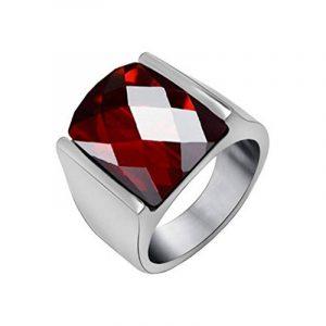 Bague homme avec diamant - trouver les meilleurs modèles TOP 1 image 0 produit