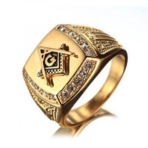 Bague homme diamant : acheter les meilleurs produits TOP 7 image 0 produit
