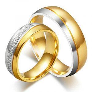 Bague homme mariage, acheter les meilleurs modèles TOP 3 image 0 produit