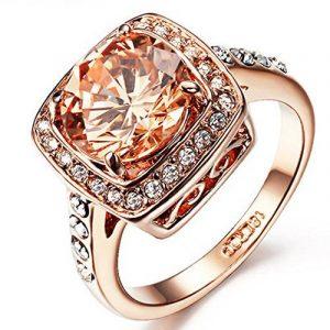Bague homme or blanc diamant ; faites le bon choix TOP 10 image 0 produit