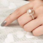 Bague homme or blanc diamant ; faites le bon choix TOP 10 image 5 produit