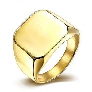 Bague homme or ; comment acheter les meilleurs en france TOP 5 image 0 produit