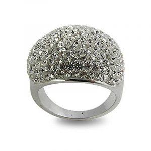 Bague pour doigt Diamant clair coloré avec multi pierres Preciosa Cristal serties sur colle Ferido de la marque Chennai Jewellery image 0 produit