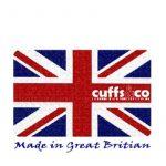 """Boutons De Manchette """"Ballon de Rugby/British Made/poignets &Co de la marque Cuffs & Co image 3 produit"""