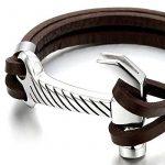Bracelet acier garcon : acheter les meilleurs modèles TOP 4 image 1 produit