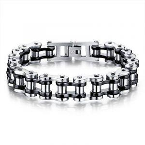 Bracelet acier garcon : acheter les meilleurs modèles TOP 6 image 0 produit