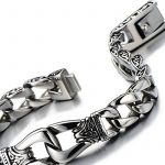 Bracelet acier homme - comment choisir les meilleurs modèles TOP 7 image 2 produit
