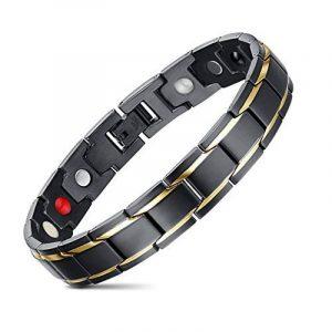Bracelet acier homme - comment choisir les meilleurs modèles TOP 8 image 0 produit