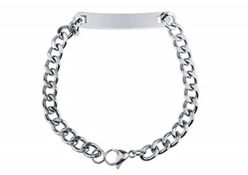 Bracelet collier homme