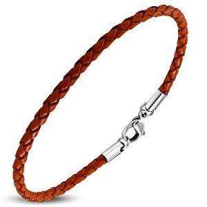 Bracelet cuir fin homme, acheter les meilleurs modèles TOP 10 image 0 produit