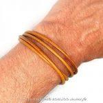 Bracelet cuir fin homme, acheter les meilleurs modèles TOP 11 image 3 produit