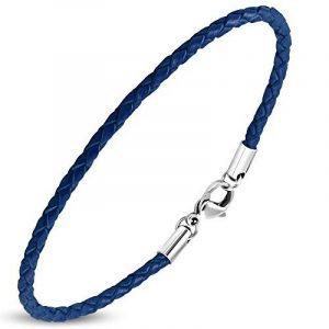 Bracelet cuir fin homme, acheter les meilleurs modèles TOP 4 image 0 produit