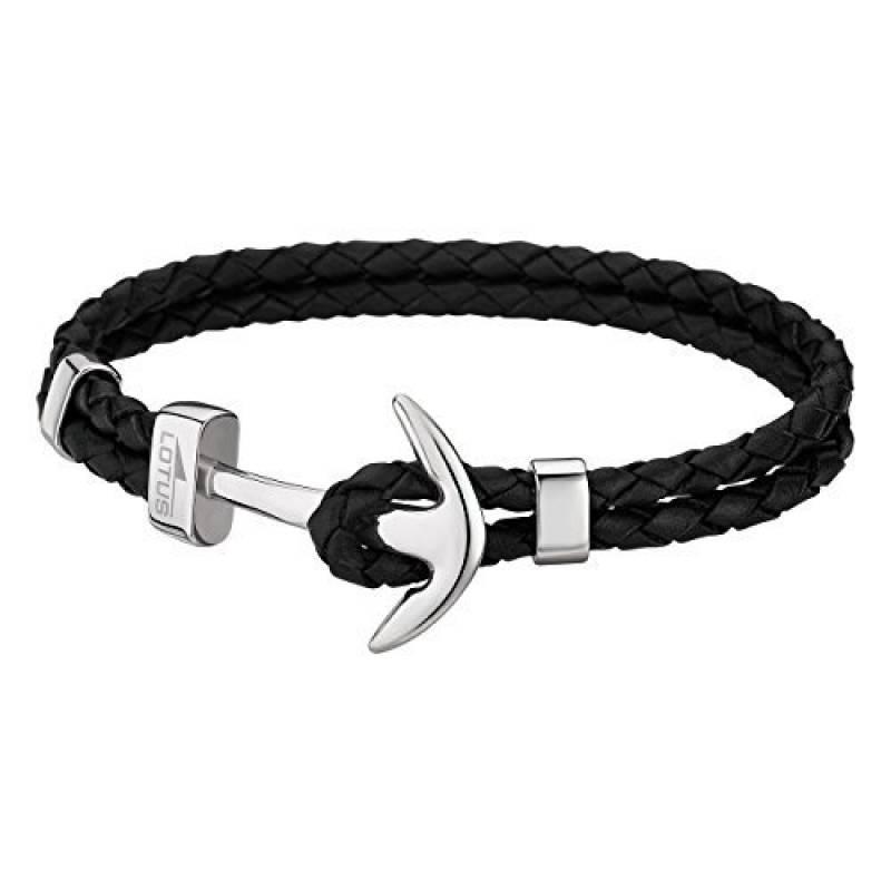 bracelet cuir metal homme notre top 9 pour 2018 bijoux pour homme. Black Bedroom Furniture Sets. Home Design Ideas