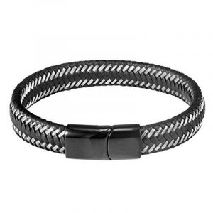 Bracelet cuir torsadé homme, acheter les meilleurs produits TOP 10 image 0 produit
