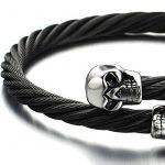 Bracelet cuir torsadé homme, acheter les meilleurs produits TOP 5 image 3 produit