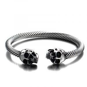 Bracelet cuir torsadé homme, acheter les meilleurs produits TOP 9 image 0 produit