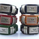 Bracelet en Cuir Véritable Naturel, Plaqué Chrome Vintage, Unisex de la marque Coquelicot et Coccinelle image 2 produit
