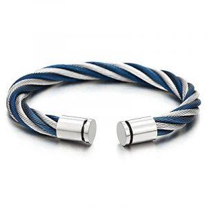 Bracelet homme 18 cm : faites des affaires TOP 1 image 0 produit