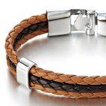 Bracelet homme 18 cm : faites des affaires TOP 2 image 2 produit