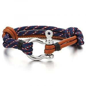 Bracelet homme 18 cm : faites des affaires TOP 4 image 0 produit