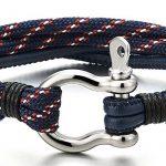 Bracelet homme 18 cm : faites des affaires TOP 5 image 1 produit