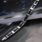 Bracelet homme acier carbone ; faites des affaires TOP 8 image 3 produit