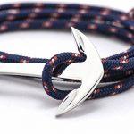 Bracelet homme ancre marque ; comment choisir les meilleurs en france TOP 7 image 1 produit