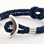 Bracelet homme bleu marine ; comment trouver les meilleurs en france TOP 6 image 1 produit