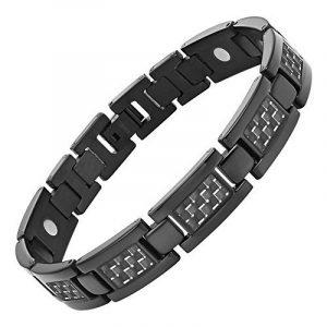Bracelet homme carbone - comment trouver les meilleurs en france TOP 11 image 0 produit