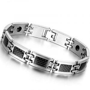Bracelet homme carbone - comment trouver les meilleurs en france TOP 3 image 0 produit