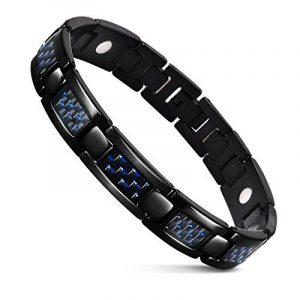 Bracelet homme carbone - comment trouver les meilleurs en france TOP 7 image 0 produit