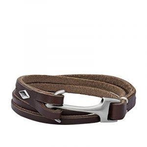 Bracelet homme fossil cuir ; faire des affaires TOP 2 image 0 produit