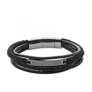 Bracelet homme fossil cuir ; faire des affaires TOP 9 image 0 produit