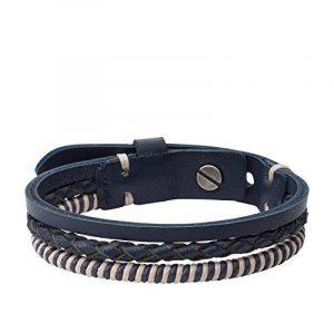 Bracelet homme fossil : notre top 5 TOP 12 image 0 produit