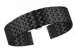 Bracelet homme metal noir ; comment choisir les meilleurs modèles TOP 3 image 0 produit