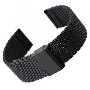 Bracelet homme metal noir ; comment choisir les meilleurs modèles TOP 6 image 0 produit