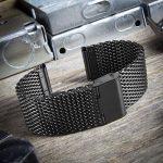 Bracelet homme metal noir ; comment choisir les meilleurs modèles TOP 6 image 1 produit