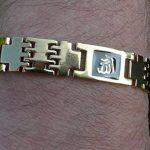 Bracelet homme or jaune - faire le bon choix TOP 8 image 3 produit