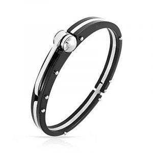 Bracelet homme rigide ; comment acheter les meilleurs produits TOP 1 image 0 produit