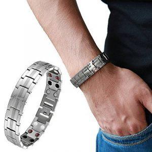 Bracelet homme titane - comment acheter les meilleurs modèles TOP 10 image 0 produit