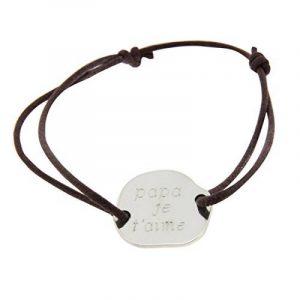 Bracelet jeton irrégulier de la marque Atelier de Famille image 0 produit