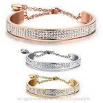 Bracelet jonc or homme : faites des affaires TOP 6 image 1 produit