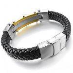 Bracelet jonc or homme : faites des affaires TOP 7 image 2 produit